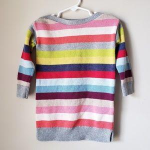 🌈$5 When you Bundle 5!🌈 Striped Sweater Dress
